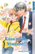 Takanaga, Hinako Küss mich, Student! (2in1) 01