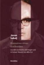Sekelj, Jovan Memoiren eines Antihelden