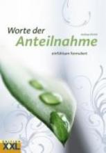 Ehrlich, Andreas Worte der Anteilnahme