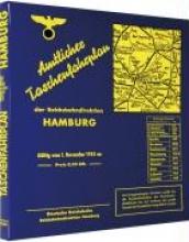 Amtlicher Taschenfahrplan der Reichsbahndirektion Hamburg