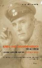 Kessler, Harry Graf Krieg und Zusammenbruch 1914/1918