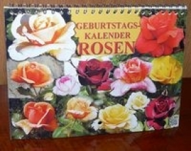Sachsen-Coburg, Victoria von Geburtstagskalender mit Rosenschnheiten