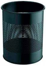, Papierbak Durable 3310-01 15liter 165mm perforatie zwart