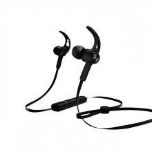 , Oortelefoon Hama in-ear connect bluetooth zwart