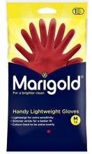 , Huishoudhandschoen Marigold Handy rood medium
