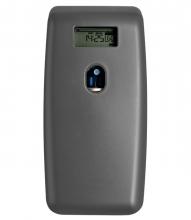 , Dispenser Euro Quartz luchtverfrisser aerosol zilv