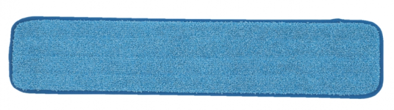 , Mop vlakmop Rubbermaid Bi-Power 43.5x14cm blauw