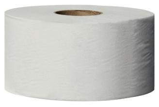 , Toiletpapier Tork T2 110163 Universal 1laags 240m 1200vel 12rollen