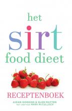 Glen Matten Aidan Goggins, Het sirtfood dieet receptenboek