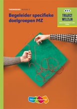 M.  Baseler, E.W.  Benjamin-Merens, N.  Berta Begeleider specifieke doelgroepen Niveau 3 Theorieboek