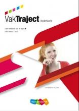 J.H.M.  Mol, W.A. `t Hart VakTraject Nederlands van 1F naar 2F Leer-werkboek