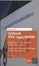 A.C. van der Pluijm Zakboek RVV1990/BABW, 20e druk (2018)