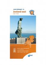 ANWB , Fietskaart Zeeland oost 1:66.666