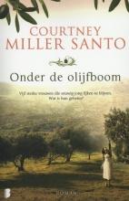 Courtney  Miller Santo Onder de olijfboom