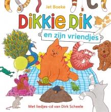 Jet  Boeke, Dirk  Scheele Dikkie Dik en zijn vriendjes