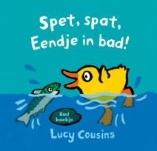 Lucy Cousins , Spet spat, Eendje in bad!