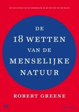Robert Greene , De 18 wetten van de menselijke natuur