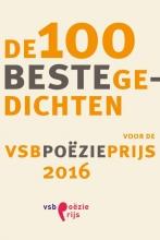 De 100 beste gedichten voor de VSB Pozieprijs 2016