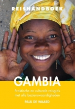Paul de Waard Reishandboek Gambia