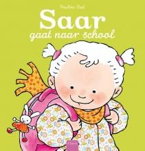 Pauline  Oud Saar gaat naar school