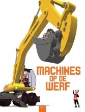 Agnes  Vandewiele Machines op de werf