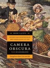 Peter van Zonneveld Camera Obscura, Boek met 4 CD`s