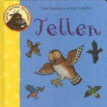 Julia  Donaldson Tellen, mijn eerste Gruffalo