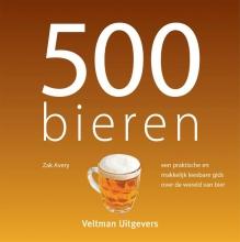 Zak Avery, 500 bieren