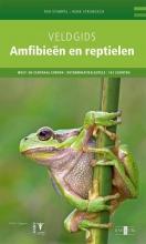 Ton  Stumpel, Henk  Strijbosch Veldgids amfibieën en reptielen
