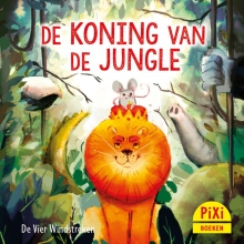 Monique Berndes , De koning van de jungle