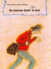 Heinz  Janisch De meester komt bijna te laat