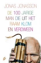 Jonas  Jonasson De 100-jarige man die uit het raam klom en verdween