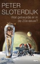 Peter Sloterdijk , Wat gebeurde er in de twintigste eeuw?