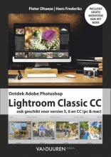 Pieter  Dhaeze, Hans  Frederiks Ontdek Adobe Photoshopp Lightroom Classic CC