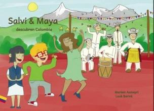 Mariem  Aameyri Salvi & Maya descubren Colombia