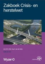 H. van der Velde R.P.A. Otte, Zakboek Crisis- en herstelwet