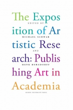 The exposition of artistic research