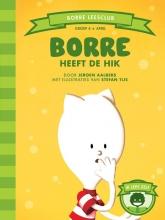 Jeroen  Aalbers Borre heeft de hik