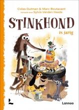 Colas Gutman , Stinkhond is jarig