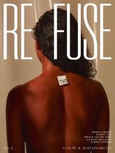 Olfa  Ben Ali ReFuse Magazine #2 2