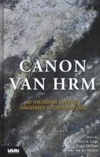 Willem  De Lange Canon voor HRM