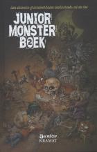 Nico De Braeckeleer, Marina  Theunissen, Marina  Defauw, Rob  Baetens Junior monsterboek 2
