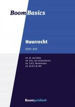 M.H.P. de Wit M. van Schie  F.H.J. van Schoonhoven  T.H.G. Steenmeester, Huurrecht
