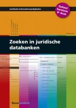 W. Riphagen C.L. Hoogewerf  E.M. Oudejans  R.D. Rietveld, Zoeken in juridische databanken