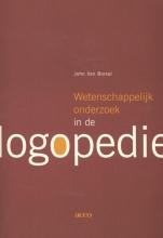 John van Borsel , Wetenschappelijk onderzoek in de logopedie