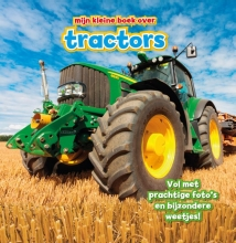 Rod Greene , Mijn kleine boek over tractors
