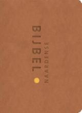 Pieter  Oussoren Naardense Bijbel zakformaat - zandkleurig met foedraal en goudsnee