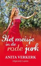 Anita  Verkerk Het meisje in de rode jurk