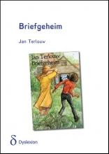 Jan  Terlouw Briefgeheim dyslexie uitgave