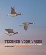 Jan Durk Tuinier , Tekenen voor vrede